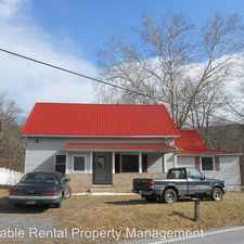 Rental info for 13823 Blairs Valley Road