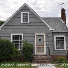 Rental info for 5219 Arch Street