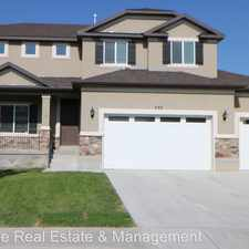 Rental info for 775 S Willow Park Dr.