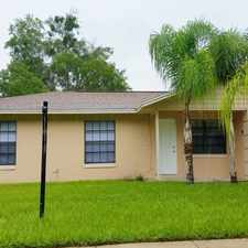 Rental info for Tricon American Homes in the Winter Garden area