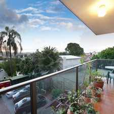 Rental info for LIFESTYLE AWAITS YOU AT BAYVIEW MANSIONS in the Brisbane area