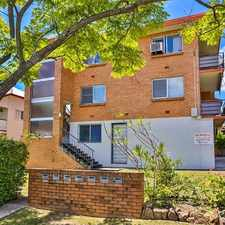 Rental info for Great Two Bedroom Unit in the Heart of Wilston in the Brisbane area