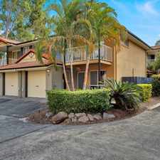 Rental info for Spacious & Modern in the Brisbane area