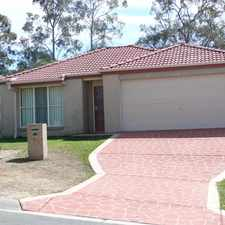Rental info for 4 Bedroom home in 'Edgewater Estate' in the Gold Coast area