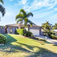 Rental info for SPACIOUS FAMILY HOME IN COOMERA SPRINGS in the Upper Coomera area