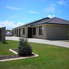 Rental info for Perfect Size Duplex in Central Location in the Hervey Bay area