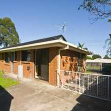 Rental info for Garage and Workshop for The Handyman! in the Bellbird Park area