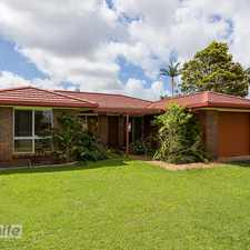 Rental info for LOWSET BRICK HOME IN GREAT LOCATION! in the Brisbane area