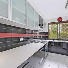 Rental info for Fully upgraded ground floor 2 bedroom unit in the Wahroonga area