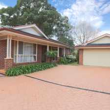 Rental info for Beautiful 5 bedroom Family Home