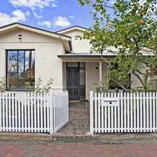 Rental info for Character Villa in Unley