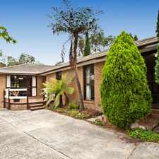 Rental info for SENSATIONAL SCORESBY STUNNER! in the Scoresby area
