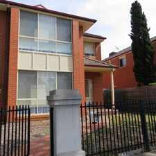 Rental info for Bright & Spacious! in the Melbourne area