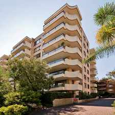 Rental info for Handy one (1) Bedroom Unit in the Chatswood area
