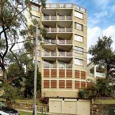 Rental info for OVER SIZED TWO BEDROOM APARTMENT! in the Sydney area