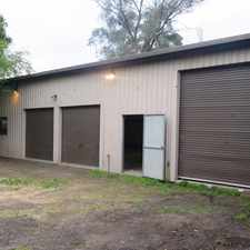 Rental info for HUGE INDUSTRIAL SHED 20MX9M in the Sydney area