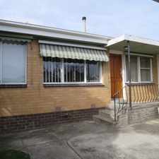 Rental info for LOW MAINTENANCE ONE BEDROOM UNIT in the Melbourne area