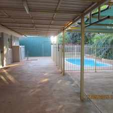 Rental info for Great outdoor area with pool and massive workshop in the Nickol area
