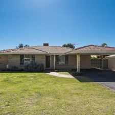 Rental info for Perfect 4 x 2 JUST REDUCED!! in the Perth area