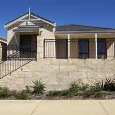 Rental info for Stunning Contemporary Elegance in the Perth area