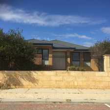 Rental info for Lovely 4x2 with air con in the Perth area