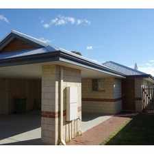 Rental info for 3/34 Ecclestone Street, Carey Park