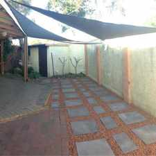 Rental info for WELL PRESENTED UNIT IN A QUIET COMPLEX