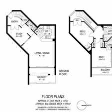 Rental info for 2 BEDROOM TOWNHOUSE WITH AMPLE STORAGE in the Crawley area
