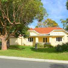 Rental info for A DELIGHT ON DOONAN!! in the Perth area
