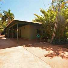 Rental info for Old Broome Family Home in the Broome area