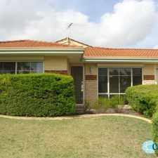 Rental info for Comfortable Family Home - side access