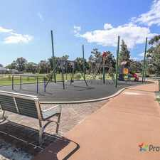 Rental info for HOME OPEN SATURDAY 16/09/2017 BETWEEN 1.25PM - 1.35PM in the Perth area