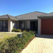 Rental info for FAMILY HOME IN QUIET STREET OF LAKELANDS in the Perth area