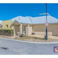 Rental info for This fantastic modern villa with 3 bedrooms 2 bathrooms is situated in the sought after area in Clarkson. in the Perth area