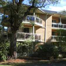 Rental info for Top Floor North Facing Unit in the Sutherland area
