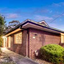 Rental info for Modern Two Bedroom Unit in the Melbourne area