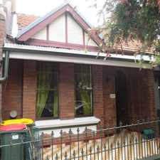 Rental info for Large Family Home. in the Stanmore area