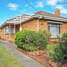 Rental info for FAMILY HOME IN IDEAL LOCATION! in the Edithvale area