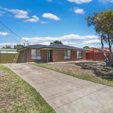 Rental info for Super Convenient and Light Filled in the Morphett Vale area