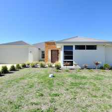 Rental info for BEAUTIFUL 4X2 DISPLAY SPEC HOME in the Perth area