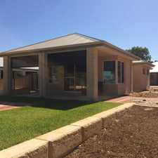 Rental info for UNINTERRUPTED VIEWS OF THE ESTUARY in the Bunbury area