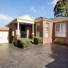 Rental info for 3 Bedroom Vogue Living in the McKinnon area