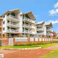 Rental info for 300 metres to Swan River Foreshore and City Views! in the Perth area