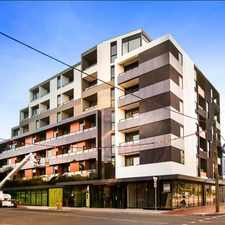 Rental info for AS NEW GREAT LOCATE in the Melbourne area