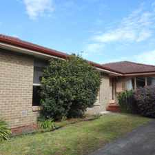 Rental info for SPACIOUS & WELL-PRESENTED FAMILY HOME