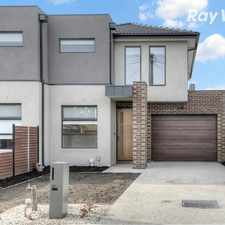 Rental info for BRAND NEW & IN THE HEART OF BUNDOORA!