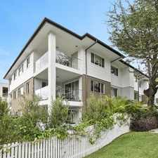 Rental info for Must see Ground Floor Apartment! in the Sydney area