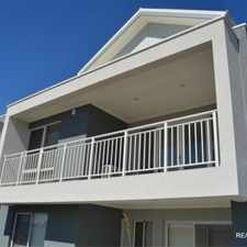 Rental info for Affordable Lifestyle close to the Beach in the Mindarie area