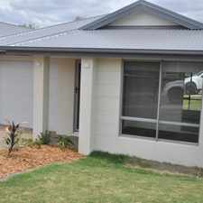Rental info for Affordable 3 Bedroom House at Unit Pricing in the Toowoomba area