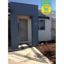 Rental info for LOW MAINTENANCE 3 x 2 MODERN TOWNHOUSE in the Forrestdale area